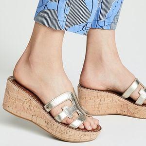 Sam Edelman Plasforms Sandal